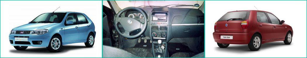 Fiat Palio Çıkma Motor
