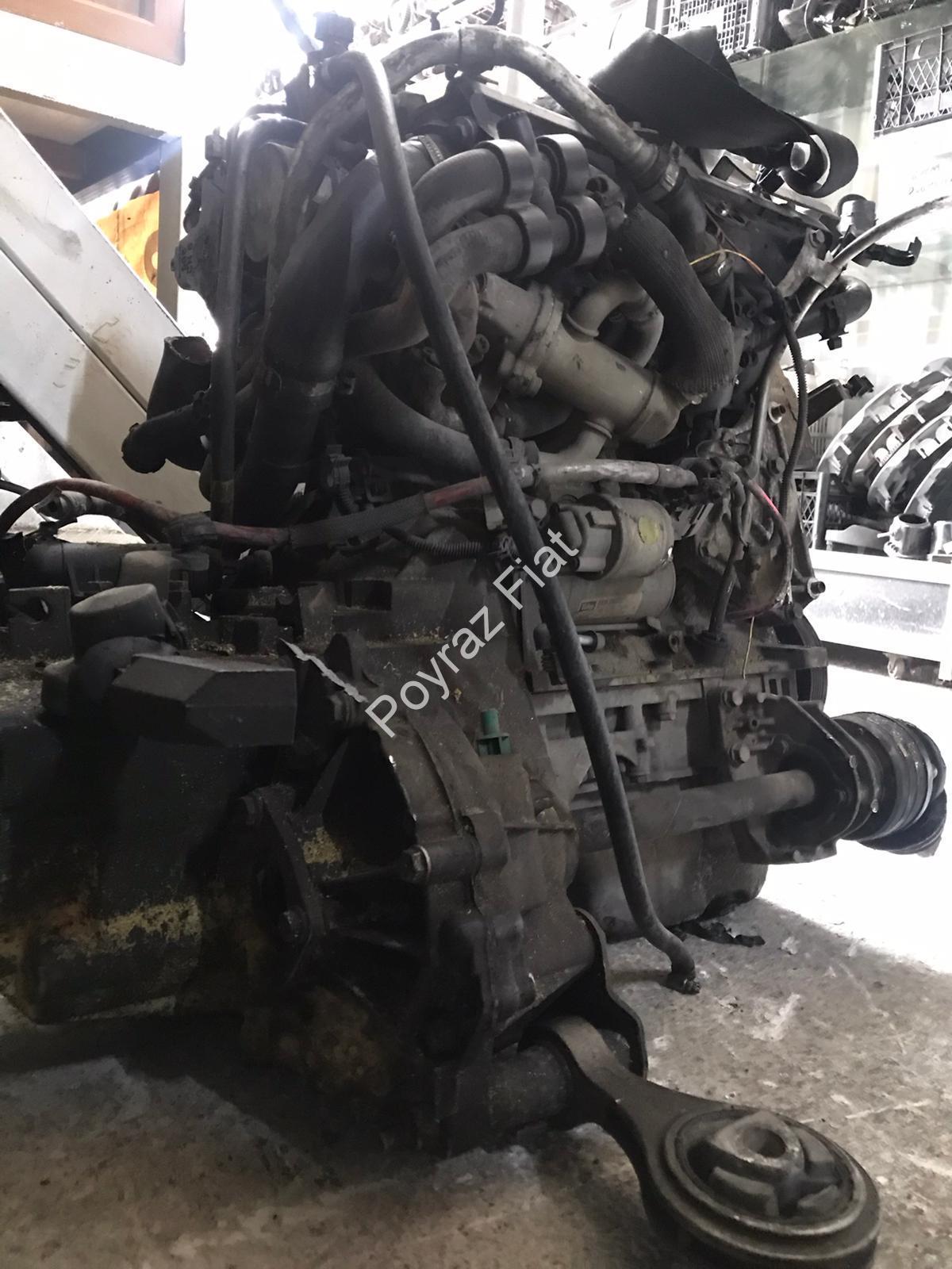 Fiat 1.3 Multijet Çıkma Motor